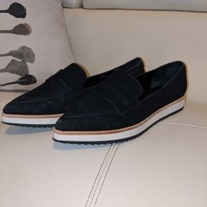 Top shop point loafers